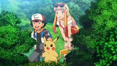 Pokémon the Movie: Die Macht von uns - Official Clip 2 Pokemon Gif, Pichu Pokemon, Pokemon Movies, Pokemon Eeveelutions, Pokemon People, Pikachu, Pokemon Anime Characters, Pokemon Videos, Manga Anime