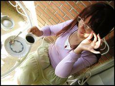 K-ON - Sawako: Tea Time by Miyazawa-Lulu.deviantart.com