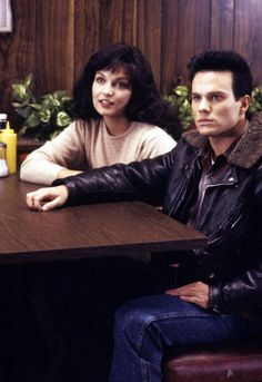 James & Maddy Twin Peaks