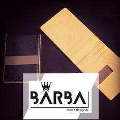 Billeteras BARBA - diseño único .  Www.ingeniousmind.co   #arte #diseño #men #ingeniousmind