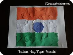 India flag, Indian flag activities, Indian flag craft ideas,Indian independence day activities for kids , Indian republic day activities