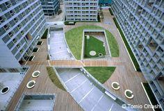 Shinonome Canal Court (Tokyo)