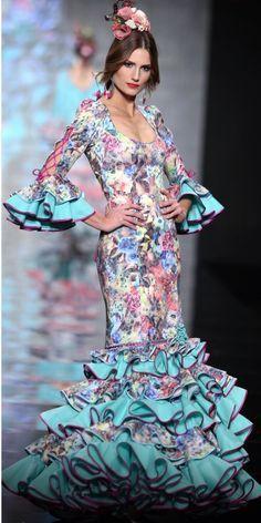 Sevillanas on Pinterest   Flamenco, Flamenco Dresses and Moda