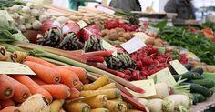 Obst und Gemüse Einkaufskalender – saisonal und regional: