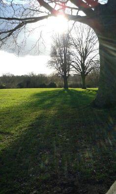 Admirals Park, Chelmsford, Essex, UK