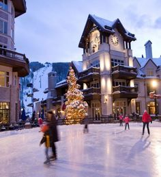 Best Ski Getaways: The Arrabelle at Vail Square, Vail, Colorado