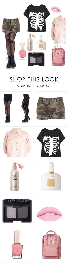 """""""Good Different"""" by miss-a-belle on Polyvore featuring Leg Avenue, Bardot, Shrimps, Etude House, Tom Ford, NARS Cosmetics, L.A. Girl and Sally Hansen"""