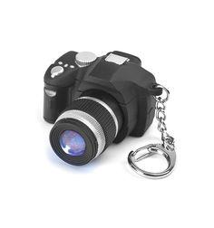 Llavero cámara de fotos con sonido