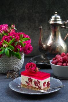 Cheesecake, Panna Cotta, Sweets, Baking, Ethnic Recipes, Food, Cakes, Deserts, Chocolates