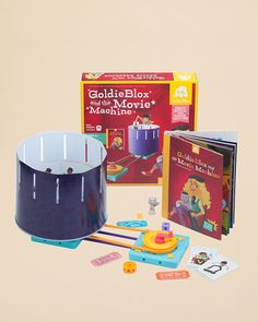 GoldieBlox and the Movie Machine - Ages 6+