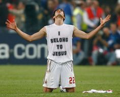 KAKA I BELONG TO JESUS 06/07UCL final