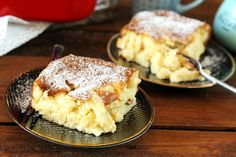 Hungarian Desserts, Hungarian Recipes, Good Food, Yummy Food, Sweet Cakes, Dessert Recipes, Food And Drink, Sweets, Snacks