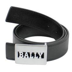 Bally Rectangular Buckle Reversible Men'S Belt BB3875-34