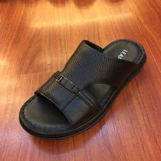 Men's Sandals, Brown Sandals, Leather Sandals, Girls Frock Design, Galaxy Pictures, Shoe Designs, Frocks For Girls, Mens Slippers, Leather Men