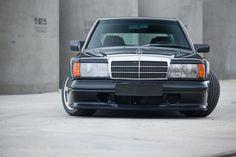 1990 Mercedes-Benz 190E 2.5-16 Evolution 2