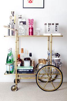 Bar Cart Crush.