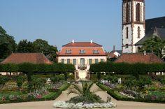 Darmstadt: Prinz-Georgs-Garten mit Porzellanschlösschen 14-17/7/2016