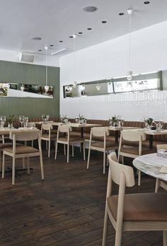 Michel Restaurant, Helsinki, Joanna Laajisto Yatzer