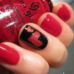 Get Gorgeous with these Valentine's Day Nail Tutorial