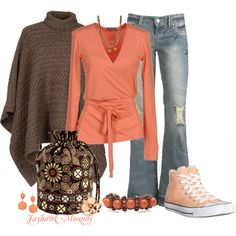 Saturday Afternoon, created by jayhawkmommy on Polyvore