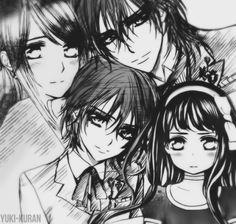 awwwww ♥ ♥ ♥ kuran's family!! (。♥‿♥。)
