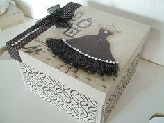 Caixa Decorada | Coisas de Paulinha | Elo7