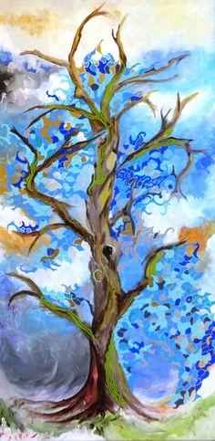L'albero -la rinascita-