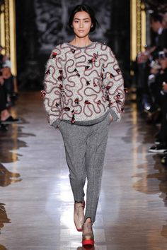 Stella McCartney   Fall 2014 Ready-to-Wear Collection   Style.com   #pfw
