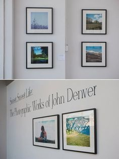 Sweet Sweet Life- The Photography of John Denver at Leon Gallery