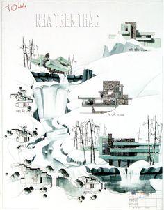 Mình vừa sưu tầm được một số bài diễn họa kiến trúc của sinh viên năm nhất Trường ĐH Kiến Trúc TPHCM nè!. Mời các bác cùng xem. :) ...