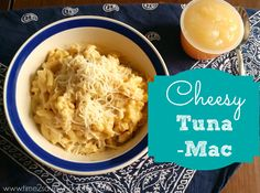 Cheesy Tuna Mac Reci