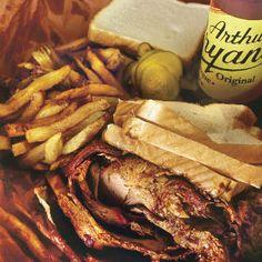 Arthur Bryant's BBQ, Kansas City  18 years since I last visited. Sure do miss that sliced pork sandwich!