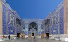 Sheikh Lotfallah Mosque, Isfahan,