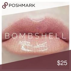 Bombshell LipSense LipSense is the premier product of SeneGence and is unlike any conventional lipstick, stain or color. As the original long-lasting lip color, it is waterproof, does not kiss-off, smear-off, rub-off or budge-off! Create your own color palette by combining colors from over 50 shades. Remember that you need to use the color and the Gloss. The gloss is $20. I can make a listing with it as well. Makeup Lipstick