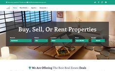 DOWNLOAD - Interstate - Real Estate Bootstrap Theme