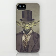 Yes, I'm looking for a case for a phone i don't even own yet. Sir Yoda iPhone Case by Terry Fan - $35.00
