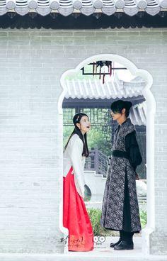 Prince Wang so and Hae soo ❤ Scarlet heart: Ryeo W Kdrama, Best Kdrama, Korean Celebrities, Korean Actors, Celebs, Lee Joon, Joon Gi, Moon Lovers Scarlet Heart Ryeo, Moon Lovers Drama