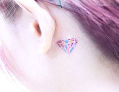 ea4ce3dc3 175+ Sensuous Inner and Behind The Ear Tattoos nice Check more at http:/
