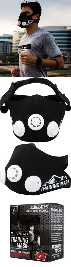 Elevation Training Masks 179787: Elevation Training Mask 2.0 High Altitude Sport Fitness Mma Outdoor Training -> BUY IT NOW ONLY: $39.95 on eBay!