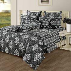 Sleep tight, sleep pretty on fab beddings.