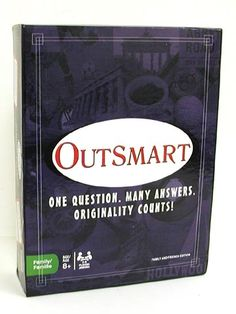 Outsmart, Family and Friends Edition - English Edition (the game Ken helped design) Toys R Us Canada, Love Challenge, Game Calls, Toy Store, News Games, Friends Family, Fun Activities, How To Introduce Yourself, Inventions