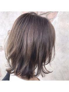 Shot Hair Styles, Long Hair Styles, Grey Ombre Hair, Cute Hairstyles, Dyed Hair, Hair Pins, Beautiful People, Salons, Hair Color