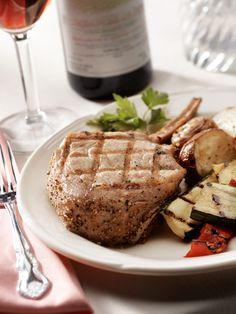 photo of French-Cut Pork Chops #GEfreshMI