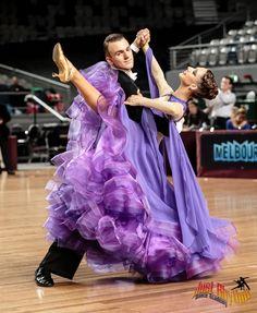 Michael Damjanovic & Deanna Santocono 2014 Australian Youth C Grade Finalists
