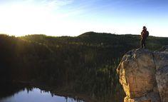 Parc national d'Aiguebelle, Rouyn-Noranda, Québec / CANADA Photo : Mathieu Dupuis
