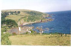 NICE SEA-TALLAND BAY,Cornwall