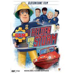 Brandweerman Sam - Helden van de storm (DVD)