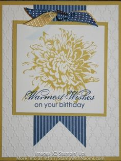 Blooming With Kindness by Stampin' Up!  Created by Susan Rodgers
