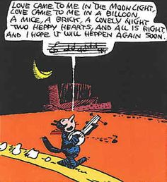 George Herriman - Krazy Kat: love song