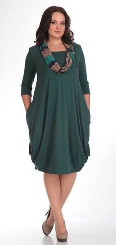 Stylish Dresses that Hide Belly Fat 2020 - Plus Size Women Fashion Types Of Dresses, Plus Size Dresses, Plus Size Outfits, India Fashion, Boho Fashion, Fashion Dresses, Curvy Fashion, Plus Size Fashion, Fashion Clothes
